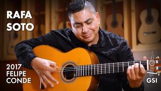 """La Llorona"" (Traditional Mexican Folk Song) performed by Rafa Soto on a 2017 Felipe Conde ""FC28"" (2021)"