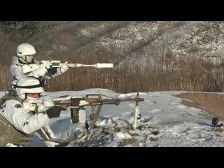 Тренировка спецназа в Самарской области