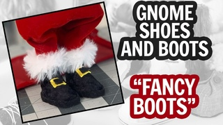 Fancy Boots - Gnome Boots and Shoes Tutorial