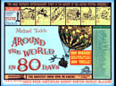 Around the World in 80 Days 1956 David Niven Cantinflas Shirley MacLaine