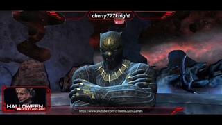 Marvel Битва Чемпионов Наконец-то Убил Таноса #прохождение босса 3 акта
