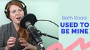 Beth Roars sings Used to Be Mine - Sara Bareilles Waitress (Live Cover)