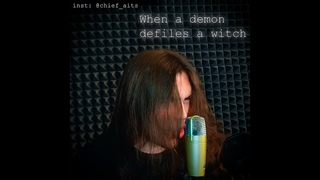 Whitechapel - When a demon defiles a witch (Cover by RFTD)