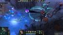 Dendi Meepo   EZ MID - EZ GAME   Dota 2 Pro Gameplay
