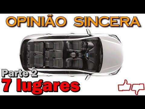 Família cresceu e está precisando de um carro de 7 lugares Confira a parte 2 dos melhores do Brasil