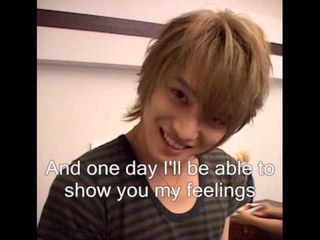 My heart feelings for Kim Jaejoong