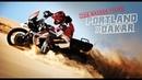 The Raiden Files - Portland to Dakar - A Riding Movie 2012