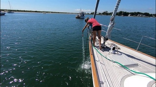 ep43 - Sailing Long Island - Shelter Island & Greenport - Hallberg-Rassy 54 Cloudy Bay - Sep 2018