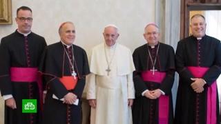 Американские католики требуют отлучить Байдена от церкви