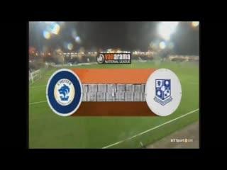 Чемпионат Англии 2019-20 Национальная лига Честер - Транмир Роверс
