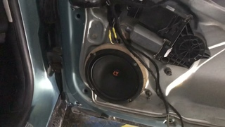 Замена штатных динамиков VW Passat B5 на динамики DL Raven 165