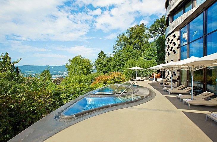 Лучшие отели мира от Soul Travel The Dolder Grand (Швейцария), изображение №5