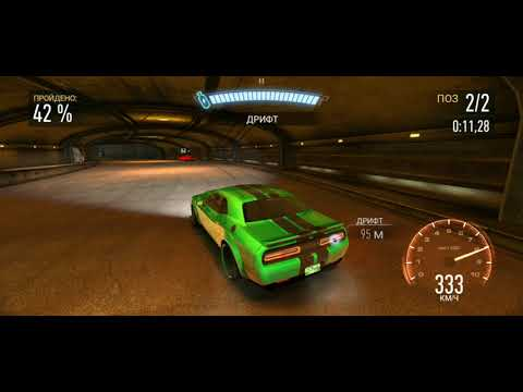 Need for Speed No Limits - Underground Rivals S6 - Blackridge Outskirts Speedster Tier S