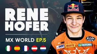 MX World   The KTM Diaries EP5: Rene Hofer