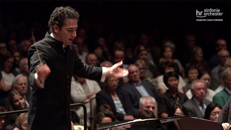 Dvořák: 9. Sinfonie Aus der Neuen Welt ∙ hr Sinfonieorchester ∙ Andr s Orozco Estrada