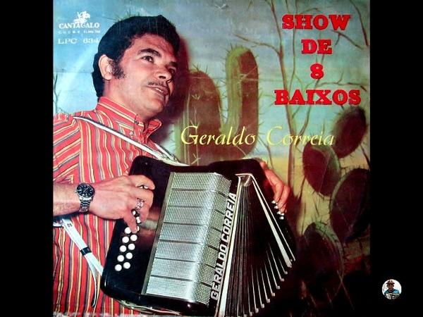Geraldo Correia 1968 Show de 8 Baixos LP completo