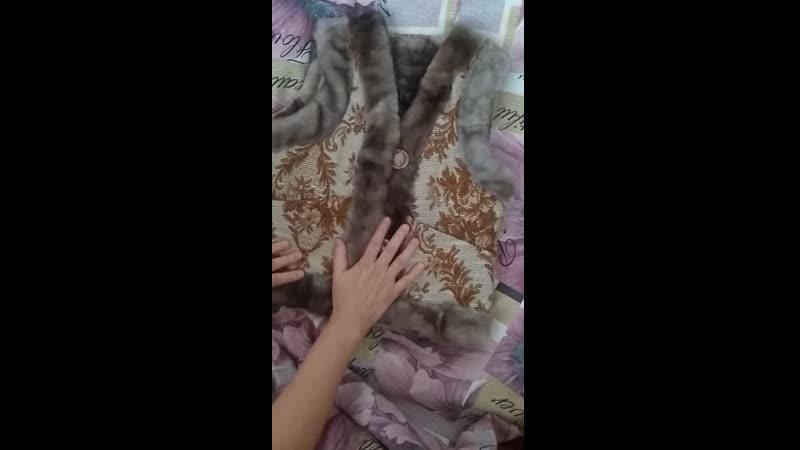 Жилетка для девочки 3 5 лет