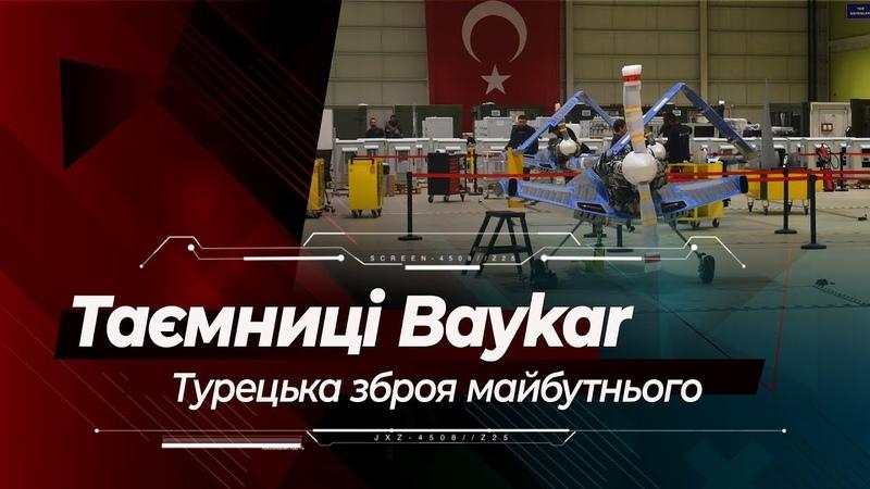 Таємниці Baykar як Туреччина за допомоги України створює зброю майбутнього
