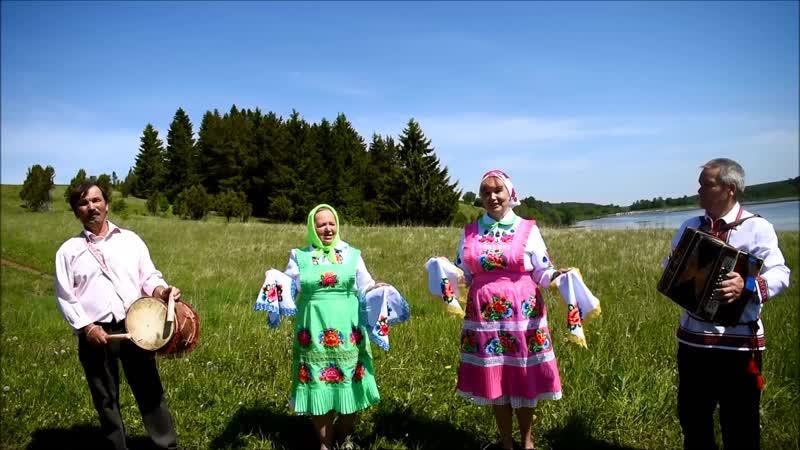Лидия Селюнина и Роза Селюнина с Буйское Муралтен куштымаш