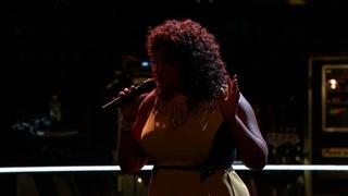 Elyjuh René Vs Maya Sykes - If I Ain't Got You | The Battle | The Voice 2014