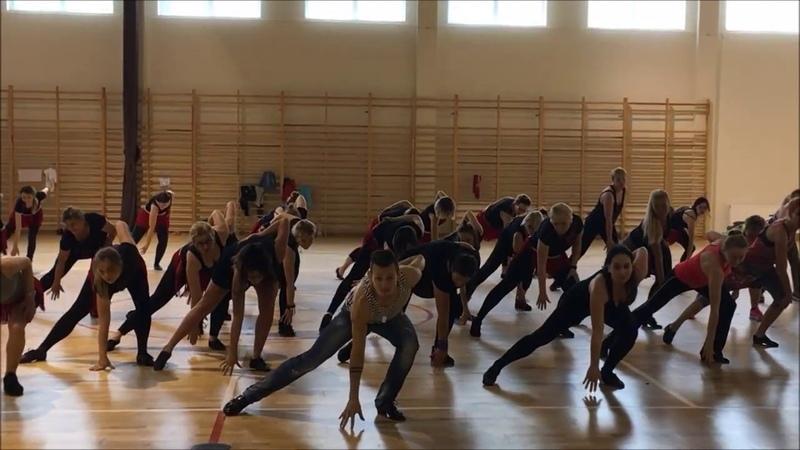 I Milhausen Latino Solo Dance Camp - CHA CHA choreography by Paweł Milhausen