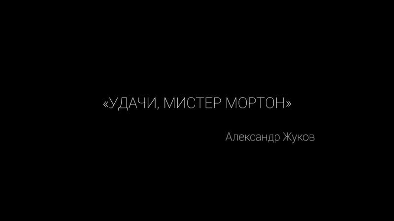 Александр Жуков Удачи мистер Мортон