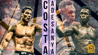 "Adesanya vs Costa Teaser Promo | YOU KNOW WHO'S NEXT | ""That's Going To Be A Finish"""