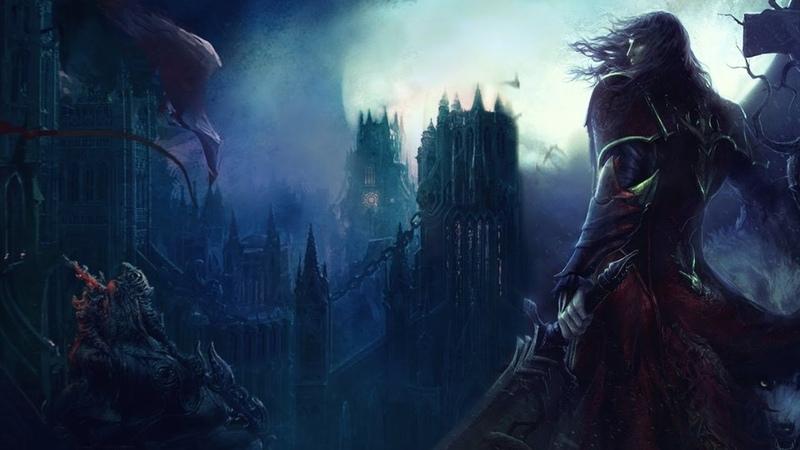 Castlevania Lords of Shadow 2 4 ДРАКУЛА ДРАКУЛИТ