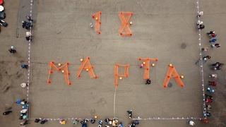 Крымская Весна 18 марта  Соревнования по спортивному ориентированию Крымский вектор
