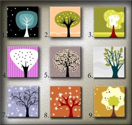 психологический тест деревья с картинками быстро