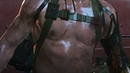 Ocelot Sees Snake in Naked Suit