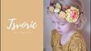 Осенний венок с хризантемами из фома DIY Tsvoric Autumn wreath from Foma