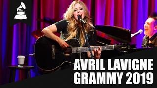 Avril Lavigne - Warrior/My Happy Ending/Head Above Water/Girlfriend (GRAMMY Museum 2019)