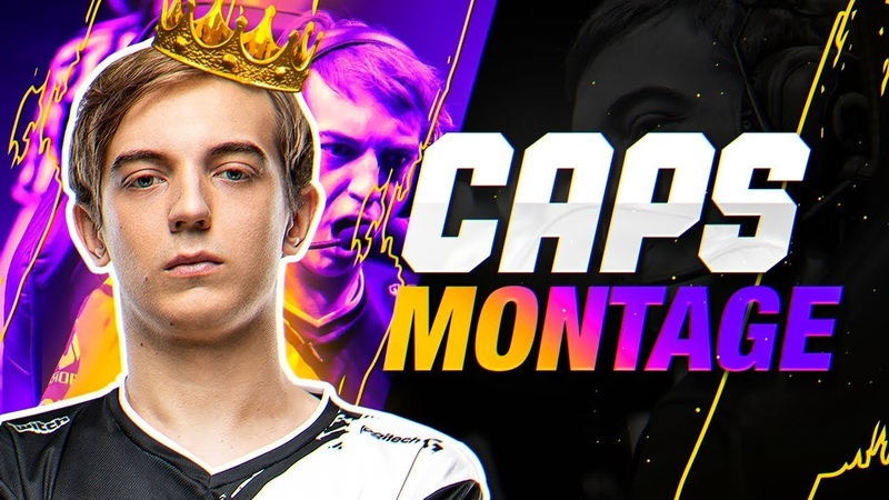 G2 Caps The MID King Montage - League of Legends