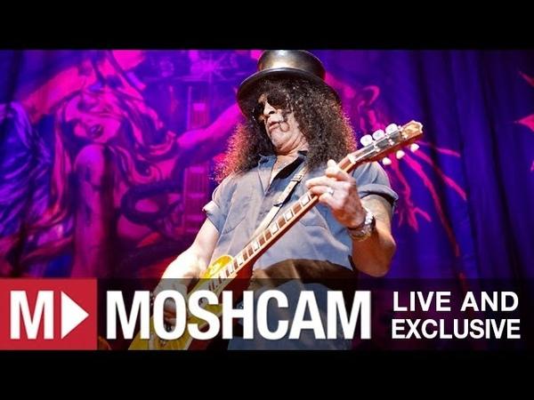 Slash Kennedy The Conspirators Nightrain Live in Sydney Moshcam