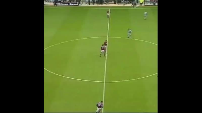 Дуайт Йорк улыбающийся убийца забивает самый быстрый гол Виллы 6й результат в истории лиги 12 16 сек Ковентри 1995 96