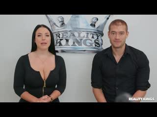 Angela White - Pornographic Service Announcement [All Sex, Hardcore, Blowjob, Big Tits]
