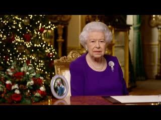 The Queen's Christmas Speech 2020