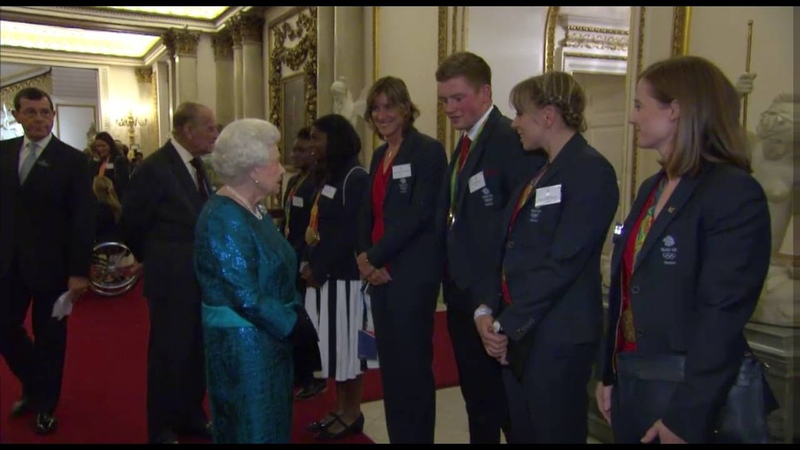 The Queen holds a reception for TeamGB and ParalympicsGB Medallists