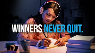 WINNERS NEVER QUIT - Best Self Discipline Motivation Compilation for Success & Studying