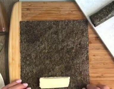 Сыр в нори