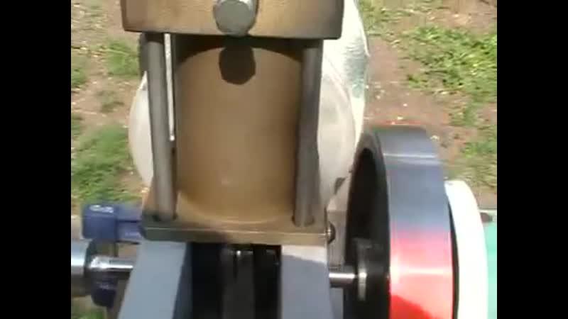 ДВИГАТЕЛЬ СТИРЛИНГА УДС - 1 НА ДРОВАХ ИДЕТ В РАЗНОС! STIRLING ENGINE GENERATOR И