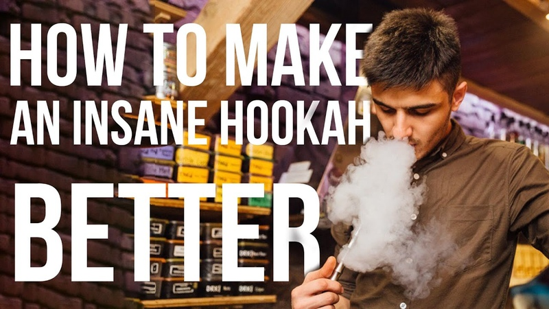 HOW TO MAKE INSANE FLAVOURS BETTER | PART 3 OF 3 | Karo. pro teaches how to make a hookah on hot tea