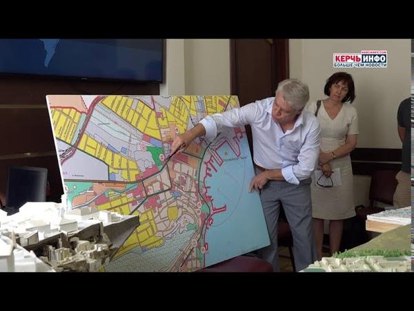 Керчь ворота Крыма с восьмикилометровой набережной Реальность или фантастика