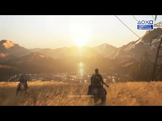 The Last of Us Part II [Трейлер]