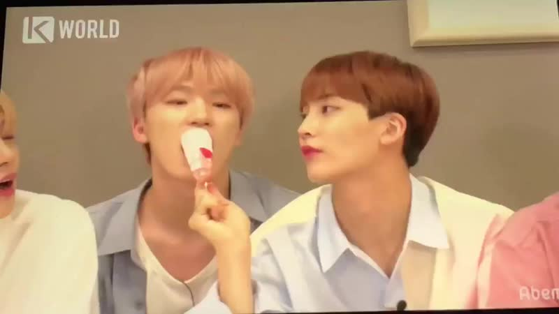 I rest my case seventeen sharing ice cream with one another is devastation in its purest form.mp4