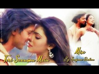 Hrithik Roshan and Priyanka Chopra - VM   Teri Saanson Mein - Mix   Arijit Singh, Palak Muchhal