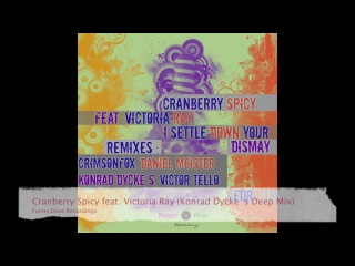 Cranberry Spicy feat. Victoria Ray - I Settle Down Your Dismay [Remixes]