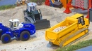 MICRO RC TRUCKS, RC TRACTOR, RC EXCAVATOR IN 1/87 SCALE! RC MIKROMODELL