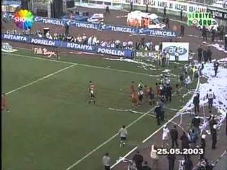 SERGEN ATTI ŞAMPİYONLUK GELDİ 2003 (Şampiyonluk Maçı)